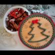 Horgolható fa alap KARÁCSONY -INSIDE karácsonyfa