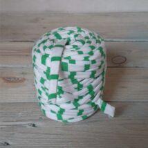 Pólófonal - MINI - zöld-fehér csíkos