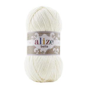 Alize Bella 100 -  Világos krém