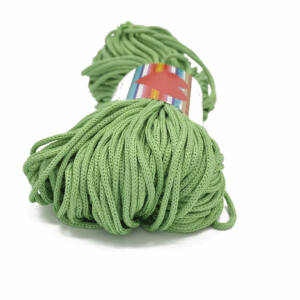 Eco heart 200 g - pasztel zöld