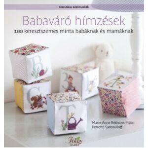 Babaváró hímzések - 100 keresztszemes minta babáknak és mamáknak