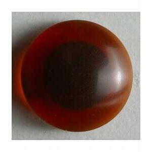 Dill varrható szem - barna 12 mm