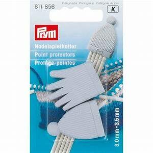 Prym kötőtűvég kupak, tűtartó - 3-3,5 mm