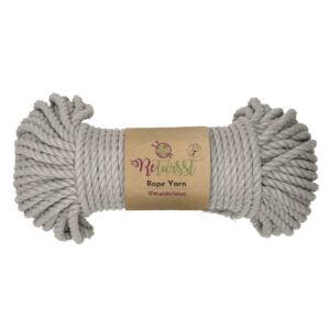 ReTwisst Rope makraméfonal - 10 mm - bézs