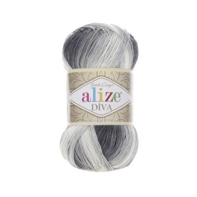 Alize Diva Batik - Monochrome