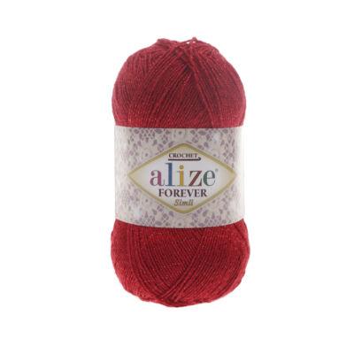Alize Forever Csillogó - PIROS
