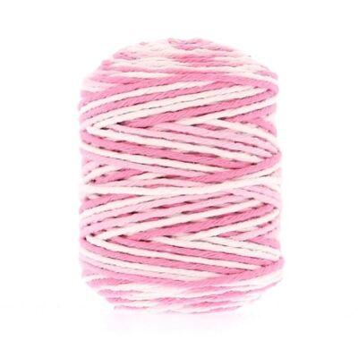 Hoooked Eco Barbante 50 g - Marshmallow Swirl