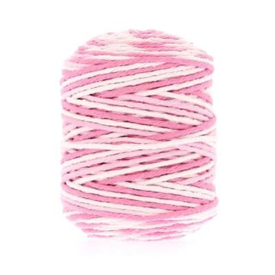 Hoooked Eco Barbante 50 g - Marshmallow Swirl
