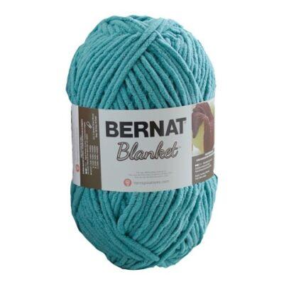 Bernat takarófonal - Light Teal