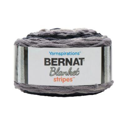 Bernat Blanket Stripes - Graphite