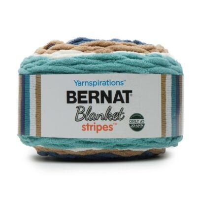 Bernat Blanket Stripes - Seaside