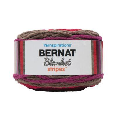 Bernat Blanket Stripes - Berry Basket