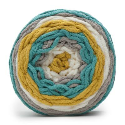Bernat Blanket Stripes - Meadowbrook
