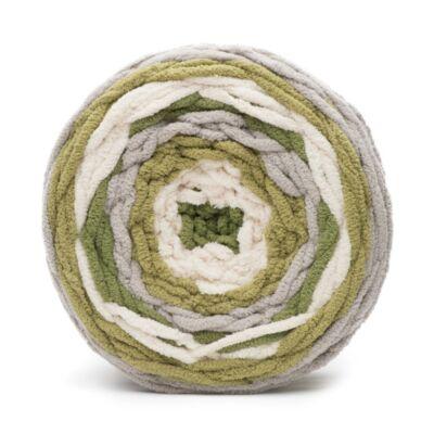 Bernat Blanket Stripes - Olive branch