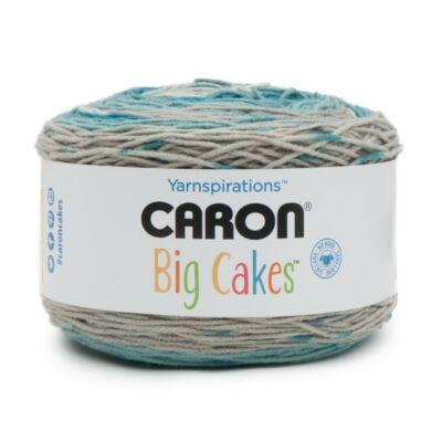 Caron - Big Cakes - Blue Macaron