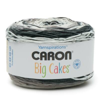 Caron - Big Cakes - Cookie Crumble