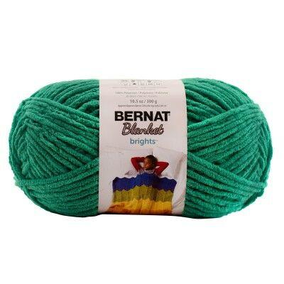 Bernat Blanket takarófonal - Go-Go green