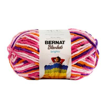 Bernat Blanket takarófonal - Jump Rope
