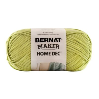 Bernat Home Dec - Green Pea