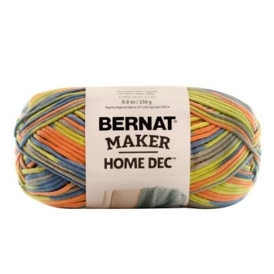 Bernat Home Dec - Retro