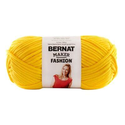 Bernat Maker Fashion - Yellow