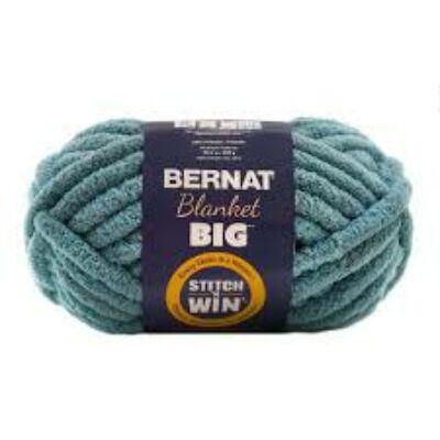 Bernat Blanket BIG takarófonal - Light Teal