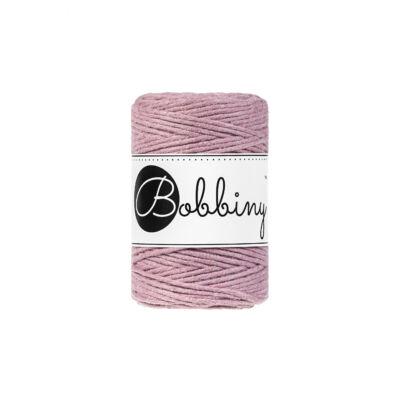 Bobbiny Baby makramé fonal 1,5 mm - Dusty Pink