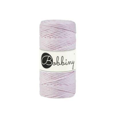 Bobbiny makramé fonal 3 mm - Baby Pink