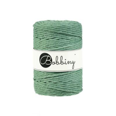 Bobbiny makramé fonal 5 mm - Eucalyptus green
