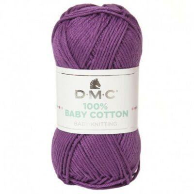 DMC 100% Baby Cotton - lila
