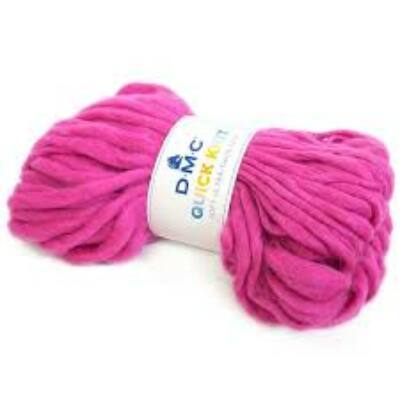 Quick Knit extra vastag fonal - pink