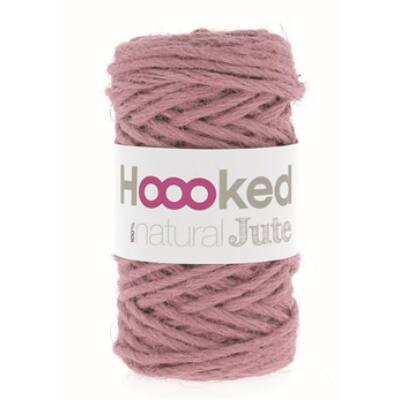 Hoooked juta fonal - Tea Rose