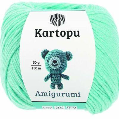 Amigurumi fonal -  Aqua