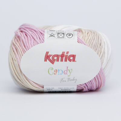 Katia Candy for Baby - pink árnyalatok
