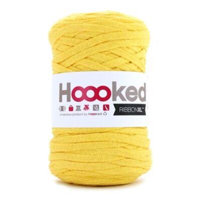 Hoooked szalagfonal - Lemon Yellow - Ribbon XL
