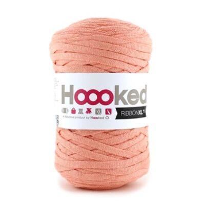 Hoooked szalagfonal  - Iced apricot- Ribbon XL