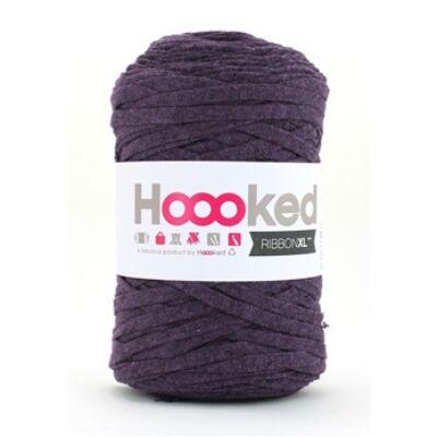 Hoooked szalagfonal  - Scarlet Purple- Ribbon XL