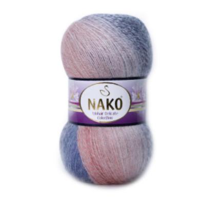 Nako Mohair Delicate Colorflow - 28098