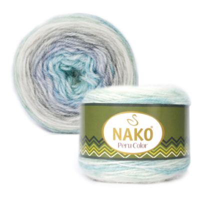 Nako Peru Color - 32184