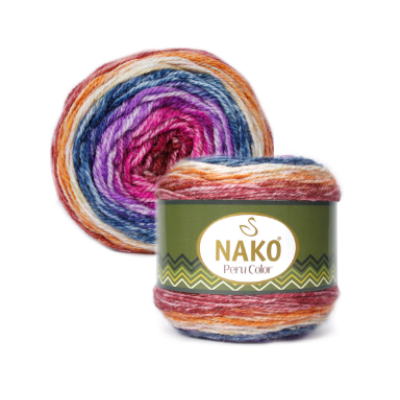 Nako Peru Color - 32187