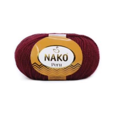 Nako Peru - Bordó