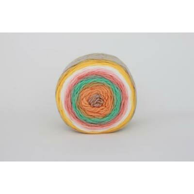 Papatya Cake - Tropical Pastel