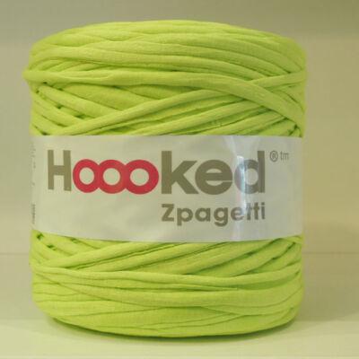 Zpagetti pólófonal - fluo zöld