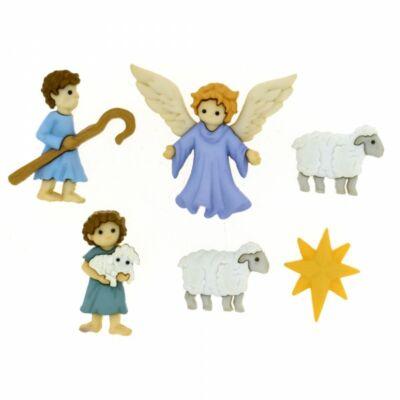 Dress it up - Karácsony - Karácsonyi pásztorok