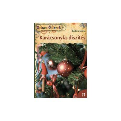 Karácsonyfa díszítés - színes ötletek 11