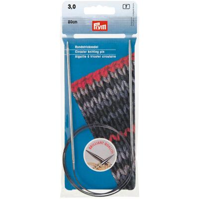 Prym Brilliant körkötőtű - 3 mm