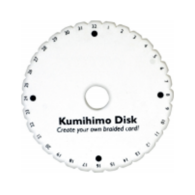 Kumihimo korong zsinórfonáshoz 15 cm