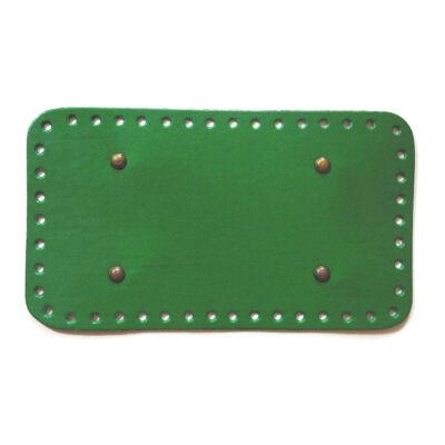 Táskaalap - nagy négyszög zöld