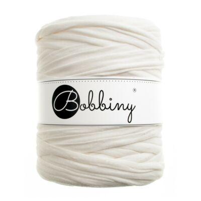 Bobbiny pólófonal- krémes fehér