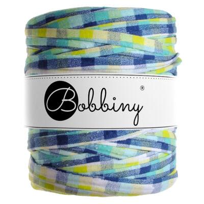 Bobbiny pólófonal - pasztel kockák